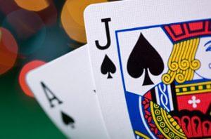 Blackjack spellen